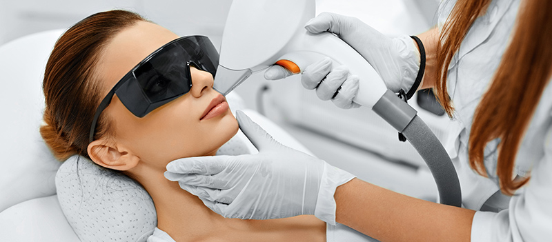 Laser Dermatology - Focused Light to Treat the Skin